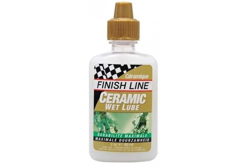 Lubricante Finish Line Ceramic Wet Lube humedo
