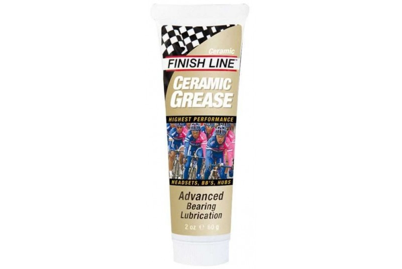 Ceramic grasa finish line