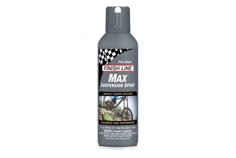 Lubricante Finish Line Max Suspension Spray 2018