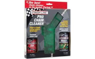 Finish Line limpiador de cadena