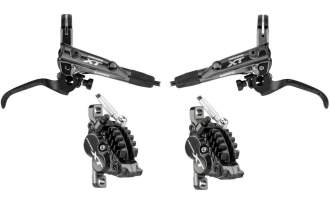 Frenos Shimano XT M8020 4 Pistones