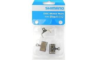 Pastillas de freno de disco Shimano Dura Ace K04S