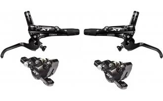 Manetas/Pinzas de freno XT M8000 hidráulico