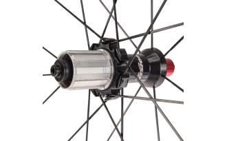 Juego de ruedas Vision Trimax Carbon 45