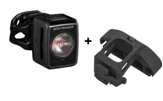 Luz Bontrager Flare RT + soporte Add3D PARTS