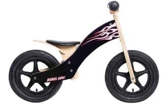 Bicicleta Rebel Kidz Air Madera