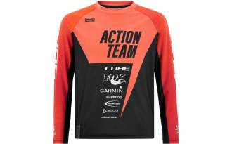 Maillot Cube Junior Action...