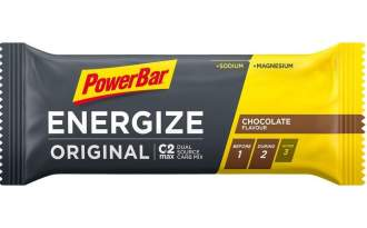 Barrita PowerBar Energize Tropical 55gr