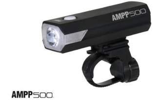 Luz Delantera Cateye AMPP Recargable 500
