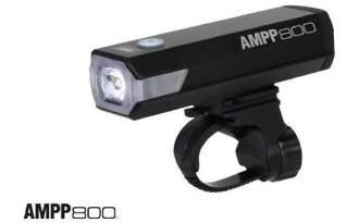 Luz Delantera Cateye AMPP Recargable 800