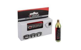 Pack cartuchos de Co2 Zefal...