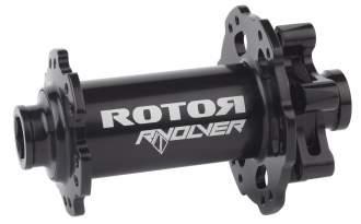 Buje trasero Rotor Rvolver llanta
