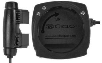 Sensor de cadencia Cube