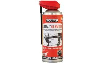 Lubricante en spray Soudal