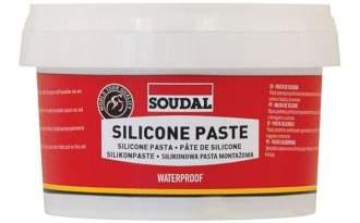 Pasta de silicona Soudal