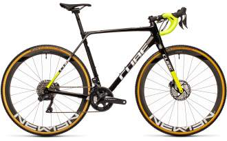 Bicicleta Cube Cross Race...