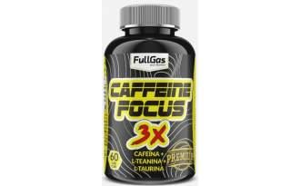 Suplemento FullGas Cafeína...