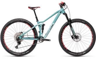 Bicicleta Cube Sting WS 120...