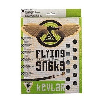 Kit fundas de freno Transfil -Flying Snake