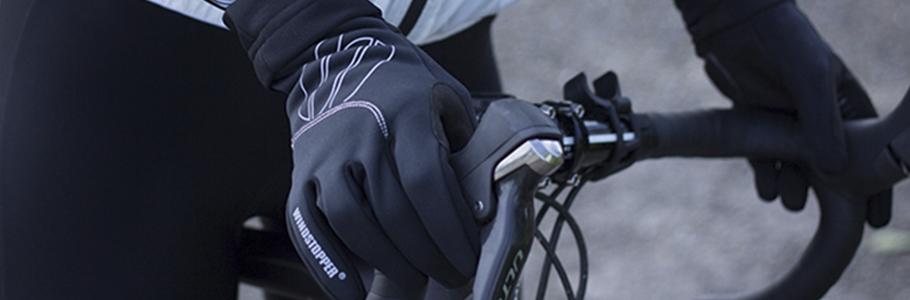 Guantes de invierno ciclismo mtb carretera, frío extremo, gore tex.