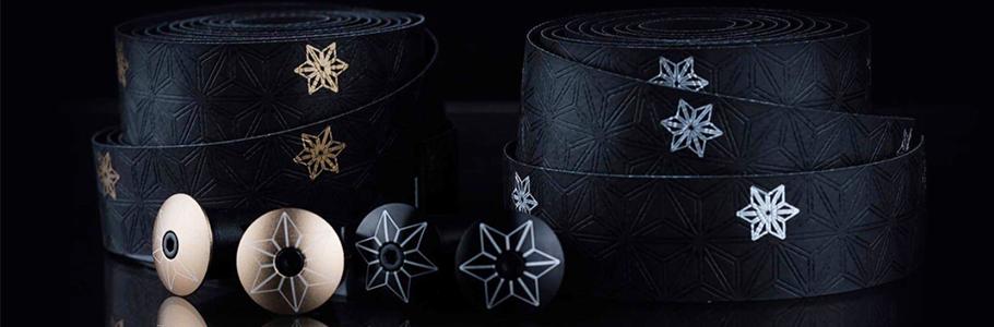 Cintas de manillar de corcho, micro fibra, piel,  muchos colores y diseños.