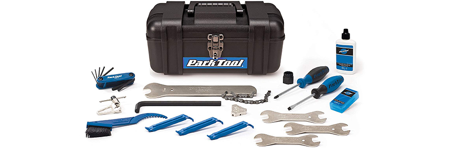 Kit de herramientas bicicletas profesional, mtb, caja, maletín