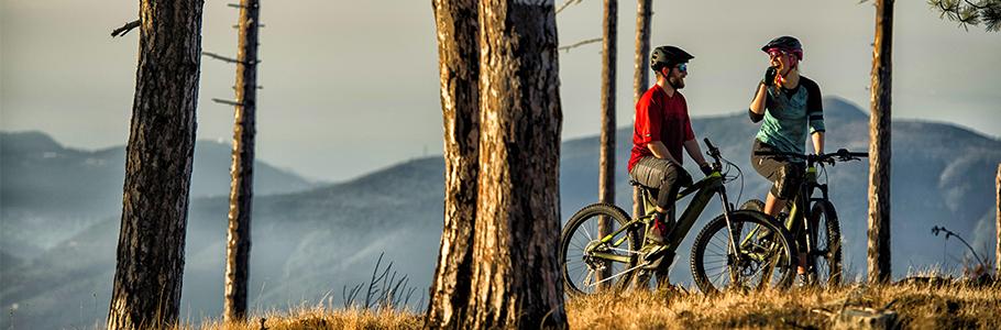 E-Bike Montaña rígidas o dobles!