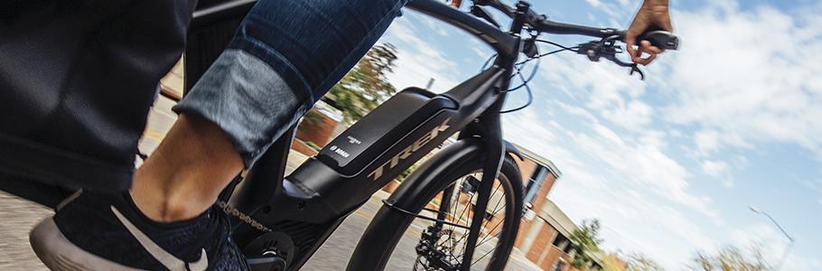 Bicicletas urbanas e-bike