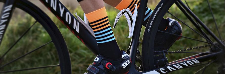 Calcetines de invierno ciclismo,baratos, térmicos, neopreno.
