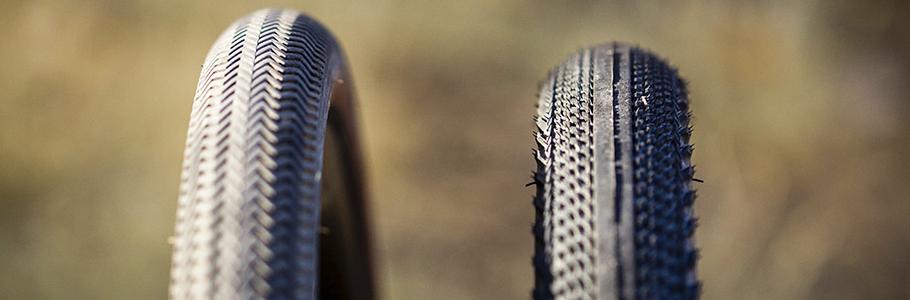 Cubiertas para bicicletas de Gravel