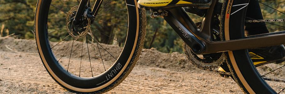 Ruedas completas para bicicletas de Gravel