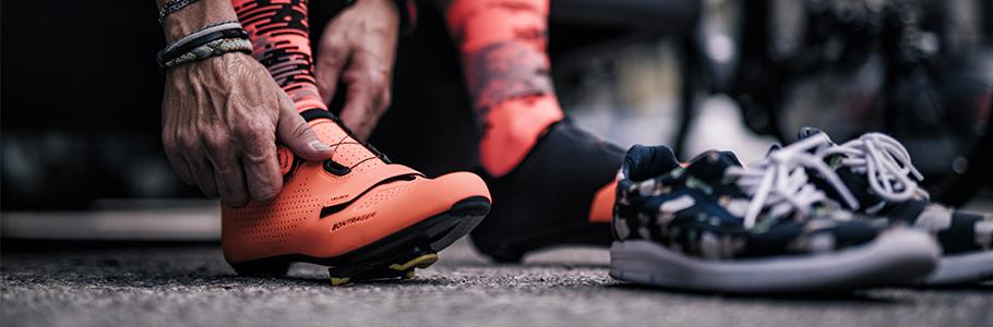 Zapatillas de ciclismo de carretera, montaña, mtb triatlón, mujer
