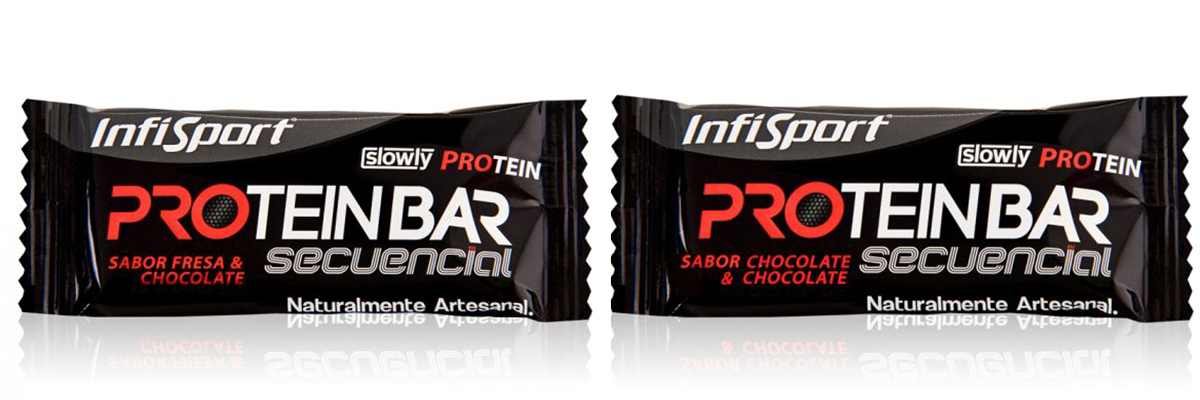 infisport protein bar secuencial