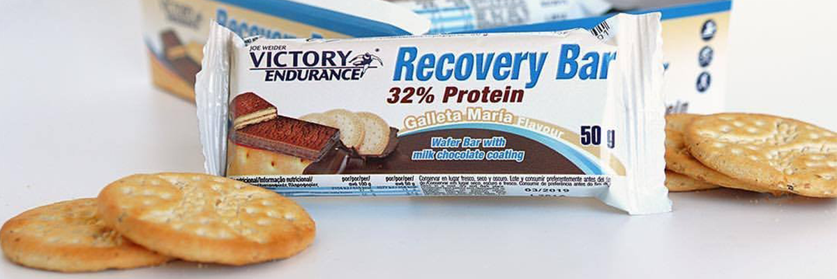 victory endurance recovery bar barrita proteinas
