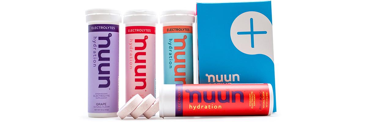 nuun hydration iso drink bebida isotonica