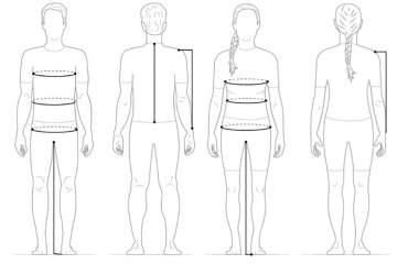 Guia de tallas para ropa de ciclismo ✏️